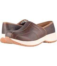 Dansko Brown Tumbled Pull Up