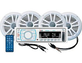 Boss Audio MCK1309SGB.64 Stereo Package with Bluet