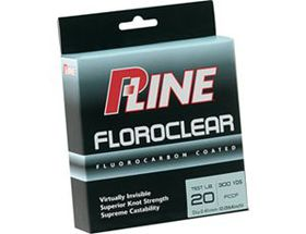 P-Line Floroclear Fishing Line – 600 Yards