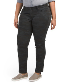 JAMES JEANS Plus Made In Usa James Twiggy Pants