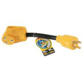 Camco PowerGrip Generator Adapter, 30A