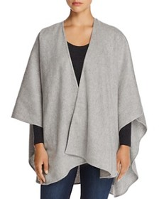 C by Bloomingdale's - Cashmere Ruana - 100% Exclus