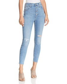 Levi's - Mile High Ankle Skinny Jeans in Love Shac