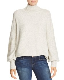 FRENCH CONNECTION - Orla Flossy Textured Mock-Neck