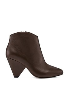 Botkier - Women's Isabel Pointed Toe Cone Heel Boo