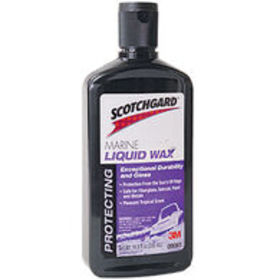 Scotchgard Marine Liquid Wax, 500 ml