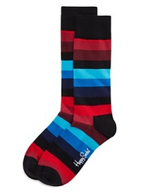 Happy Socks - Multi Striped Socks