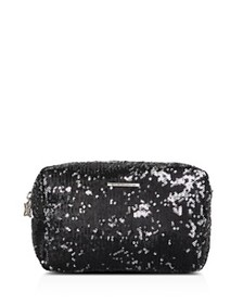 BCBGeneration - Aria Sequin Cosmetic Pouch
