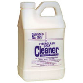 Collinite Fiberglass Boat Cleaner, Half-Gallon
