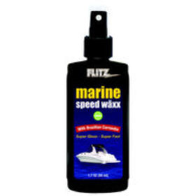 Flitz Marine Speed Wax, 1.7 oz.