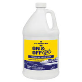 MaryKate On & Off Gel Hull & Bottom Cleaner, 1 Gal