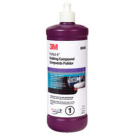 3M Perfect-It Rubbing Compound, Quart
