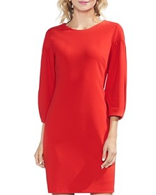 VINCE CAMUTO - Bubble Sleeve Dress