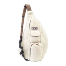 KAVU Rope Fuzz Sling Bag