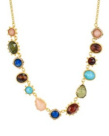 kate spade new york - Multicolor Stone Necklace, 1