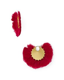 kate spade new york - Crystal & Feather Statement