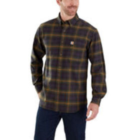 Carhartt Men's Rugged Flex Hamilton Button-Up Shir