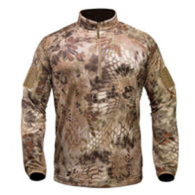 Kryptek Men's Valhalla II Quarter-Zip Pullover