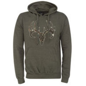 Black Antler Men's Steady Hoodie