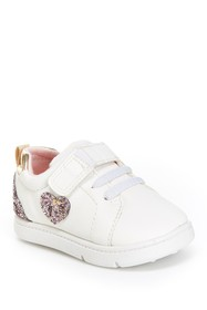 Carter's Park Glitter Accent Sneaker (Baby & Toddl