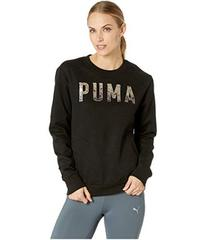 PUMA Cotton Black/Metallic Ash