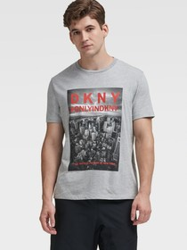 """""""ONLY IN NEW YORK"""" LOGO TEE"""