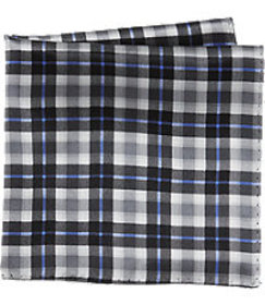 Jos. A. Bank Plaid Pocket Square CLEARANCE