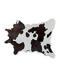 Natural Dyed Cow Hair Rug CHOCOLATE