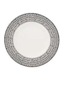 Lenox Around The Table Dots Dinner Plate NO COLOR