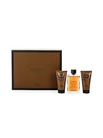 Gucci Guilty Absolute Pour Homme 3-Piece Set NO CO
