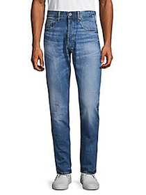 G-Star RAW 3301 Straight Tapered Jeans MEDIUM AGE
