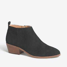 Sawyer suede boots