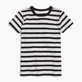 J. Crew Factory Boys' short-sleeve t-shirt in clas