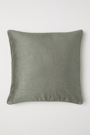 Crinkled Cushion Cover