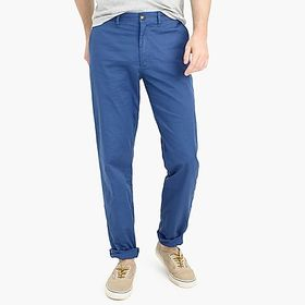 J. Crew Factory factory mens Straight-fit lightwei