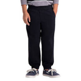 Boys (4-7) Haggar Sustainable Flat Front Joggers