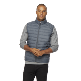 MEN'S ULTRA-LIGHT DOWN VEST