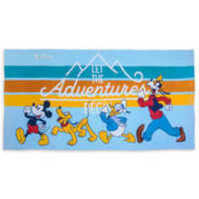 Mickey Mouse and Friends Beach Towel - Personaliza