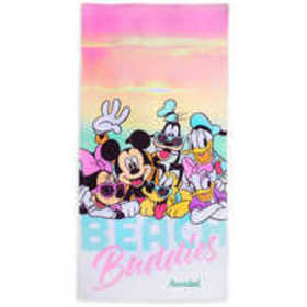 Mickey Mouse and Friends ''Beach Buddies'' Beach T