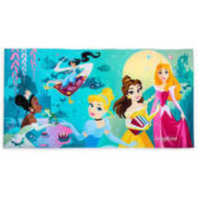 Disney Princess Towel - Personalizable