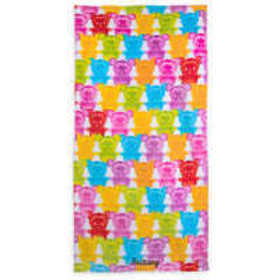 Mickey and Minnie Mouse Gummy Bear Beach Towel - P