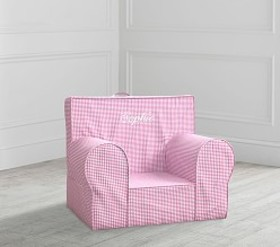 My First Pink Gingham Anywhere Chair<sup>®</sup>