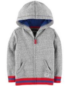 Baby Boy French Terry Jacket