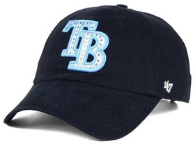 Tampa Bay Rays '47 MLB Gemstone CLEAN UP Cap
