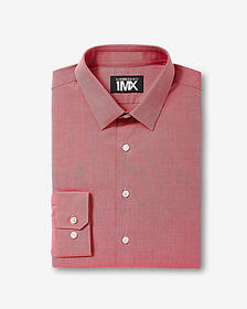 classic easy care textured 1mx shirt