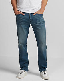 classic straight light wash 365 comfort jeans