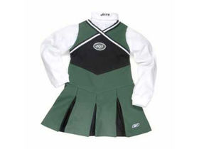 New York Jets Outerstuff NFL Youth Cheer Jumper