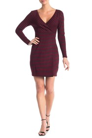 BB Dakota All Day Everyday Stripe Dress