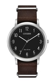 Citizen Men's Eco-Drive Quartz Stainless Steel and