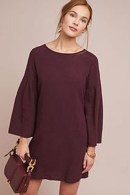Cloth & Stone Bell-Sleeved Tunic Dress